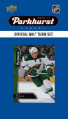 NHL Minnesota Wild 2016 Parkhurst Team Set