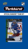 NHL New York Rangers 2016 Parkhurst Team Set