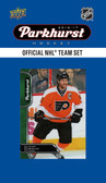 NHL Philadelphia Flyers 2016 Parkhurst Team Set
