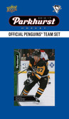 NHL Pittsburgh Penguins 2016 Parkhurst Team Set