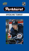 NHL Winnipeg Jets 2016 Parkhurst Team Set