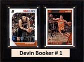 "NBA 6""X8"" Devin Booker Phoenix Suns Two Card Plaque"