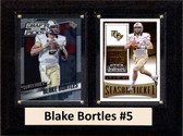 "NCAA 6""X8"" Blake Bortles UCF Knights Two Card Plaque"