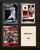 "NCAA 8""X10"" Matt Ryan Boston College Eagles Three Card Plaque"