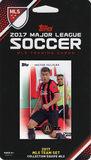 MLS Atlanta United FC 2017 Topps Team Set
