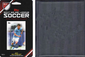 MLS New York City FC 2017 Topps Team Set Plus Collectors Album