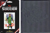 MLS Seattle Sounders FC 2017 Topps Team Set Plus Collectors Album