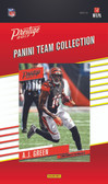 NFL Cincinnati Bengals Licensed 2017 Prestige Team Set.