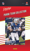 NFL Indianapolis Colts Licensed 2017 Prestige Team Set.