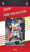 NFL New York Giants Licensed 2017 Prestige Team Set.