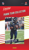 NFL Seattle Seahawks Licensed 2017 Prestige Team Set.