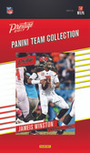 NFL Tampa Bay Buccaneers Licensed 2017 Prestige Team Set.