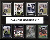 "NFL 12""x15"" DeAndre Hopkins Houston Texans 8-Card Plaque"