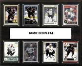 "NHL 12""x15"" Jamie Benn Minnesota Wild 8-Card Plaque"
