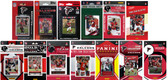 Atlanta Falcons13 Different Licensed Trading Card Team Sets