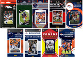 Denver Broncos9 Different Licensed Trading Card Team Sets