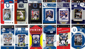 Indianapolis Colts12 Different Licensed Trading Card Team Sets