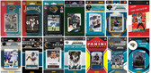 Jacksonville Jaguars14 Different Licensed Trading Card Team Sets