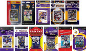 Minnesota Vikings11 Different Licensed Trading Card Team Sets