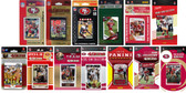 San Francisco 49ers13 Different Licensed Trading Card Team Sets