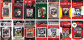 Tampa Bay Buccaneers14 Different Licensed Trading Card Team Sets