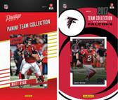 NFL Atlanta Falcons Licensed 2017 Panini and Donruss Team Set