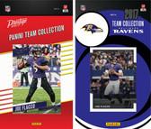 NFL Baltimore Ravens Licensed 2017 Panini and Donruss Team Set