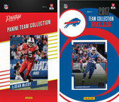 NFL Buffalo Bills Licensed 2017 Panini and Donruss Team Set