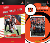 NFL Cincinnati Bengals Licensed 2017 Panini and Donruss Team Set