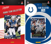 NFL Indianapolis Colts Licensed 2017 Panini and Donruss Team Set