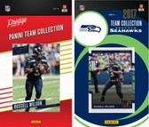 NFL Seattle Seahawks Licensed 2017 Panini and Donruss Team Set