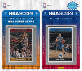 NBA Orlando Magic Licensed 2017-18 Hoops Team Set Plus 2017-18 Hoops All-Star Set