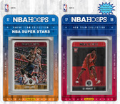 NBA Toronto Raptors Licensed 2017-18 Hoops Team Set Plus 2017-18 Hoops All-Star Set