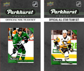 NHL Dallas Stars 2017 Parkhurst Team Set and All-Star Set