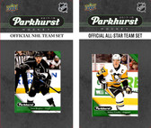 NHL Los Angeles Kings 2017 Parkhurst Team Set and All-Star Set
