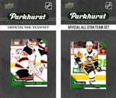 NHL New Jersey Devils 2017 Parkhurst Team Set and All-Star Set