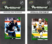 NHL Winnipeg Jets 2017 Parkhurst Team Set and All-Star Set