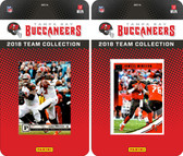 NFL Tampa Bay Buccaneers Licensed 2018 Panini and Donruss Team Set