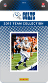 NFL Indianapolis Colts Licensed 2018 Donruss Team Set.
