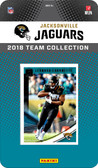 NFL Jacksonville Jaguars Licensed 2018 Donruss Team Set.