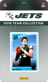 NFL New York Jets Licensed 2018 Donruss Team Set.
