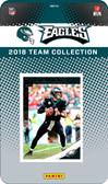 NFL Philadelphia Eagles Licensed 2018 Donruss Team Set.