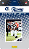 NFL Los Angeles Rams Licensed 2018 Donruss Team Set.