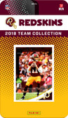 NFL Washington Redskins Licensed 2018 Donruss Team Set.