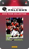 NFL Atlanta Falcons Licensed 2018 Prestige Team Set.