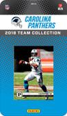 NFL Carolina Panthers Licensed 2018 Prestige Team Set.