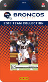 NFL Denver Broncos Licensed 2018 Prestige Team Set.