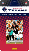 NFL Houston Texans Licensed 2018 Prestige Team Set.