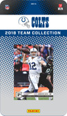 NFL Indianapolis Colts Licensed 2018 Prestige Team Set.