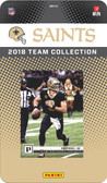 NFL New Orleans Saints Licensed 2018 Prestige Team Set.